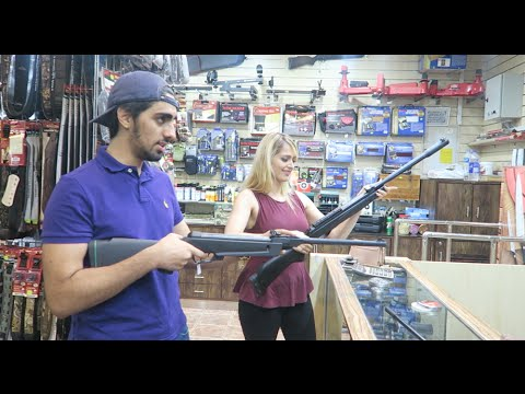 Gun Shopping in Dubai