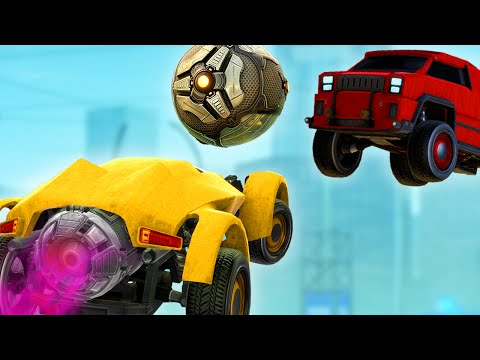 ROCKET LEAGUE: Best Goals, Saves & Fails! #1 (Rocket League Funny Moments)