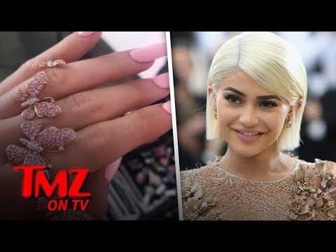 Has Kylie Jenner Announced Her Pregnancy??   TMZ TV