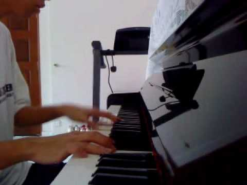Vengaboys-shalala Lala (piano) video