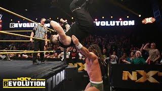 Kevin Owens vs. CJ Parker: NXT TakeOver: R Evolution, Dec. 11, 2014