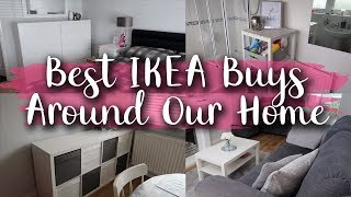 BEST IKEA BUYS AROUND OUR HOME - STORAGE AND ORGANISATION SOLUTIONS - LOTTE ROACH
