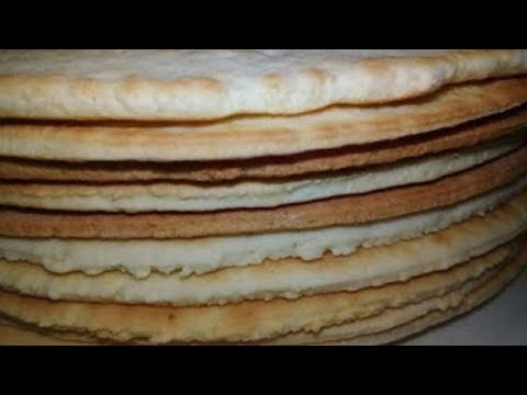 Коржи Минутка для торта на сковороде быстро.Cake fast