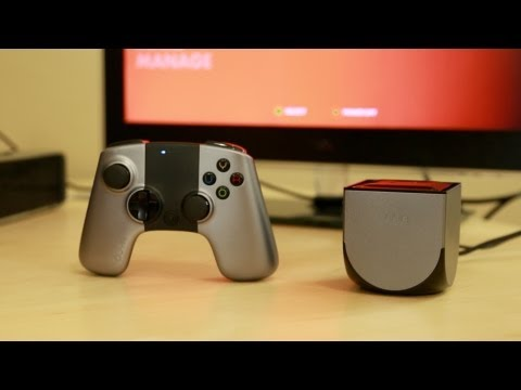 Ouya Console Review!
