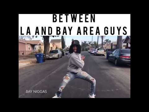 The difference between LA & Bay Area guys