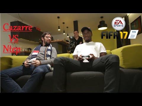 Julien Cazarre sur FIFA 17 #3 | VS PG Ntep (ft Danzé)