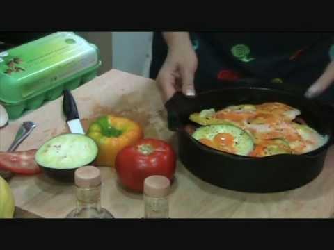 Como hacer Recetas bajas calorías, Ponte en forma con Vegetales para los Oscars o Grammy's