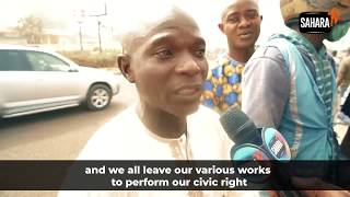 """This Is Really Painful"" - Ilorin Residents Express Anger Over Postponement Of Elections"