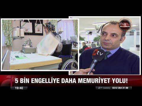 Engelliye bakanda maaş alıyor - 24 Kasım 2017