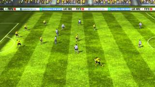 FIFA 14 iPhone/iPad - Bor. Dortmund vs. FC Bayern