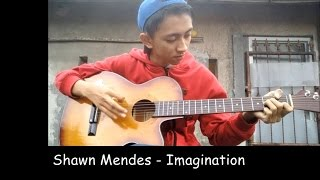 Tutorial Gitar Shawn Mendes - Imagination [Mudah]