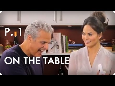 Supermodel Chrissy Teigen's Spicy Thai Rice Porridge | Ep. 7 Part 1/3 On The Table | Reserve Channel