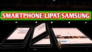 Smartphone Lipat Samsung || SAMSUNG DEVELOPER CONFERENCE