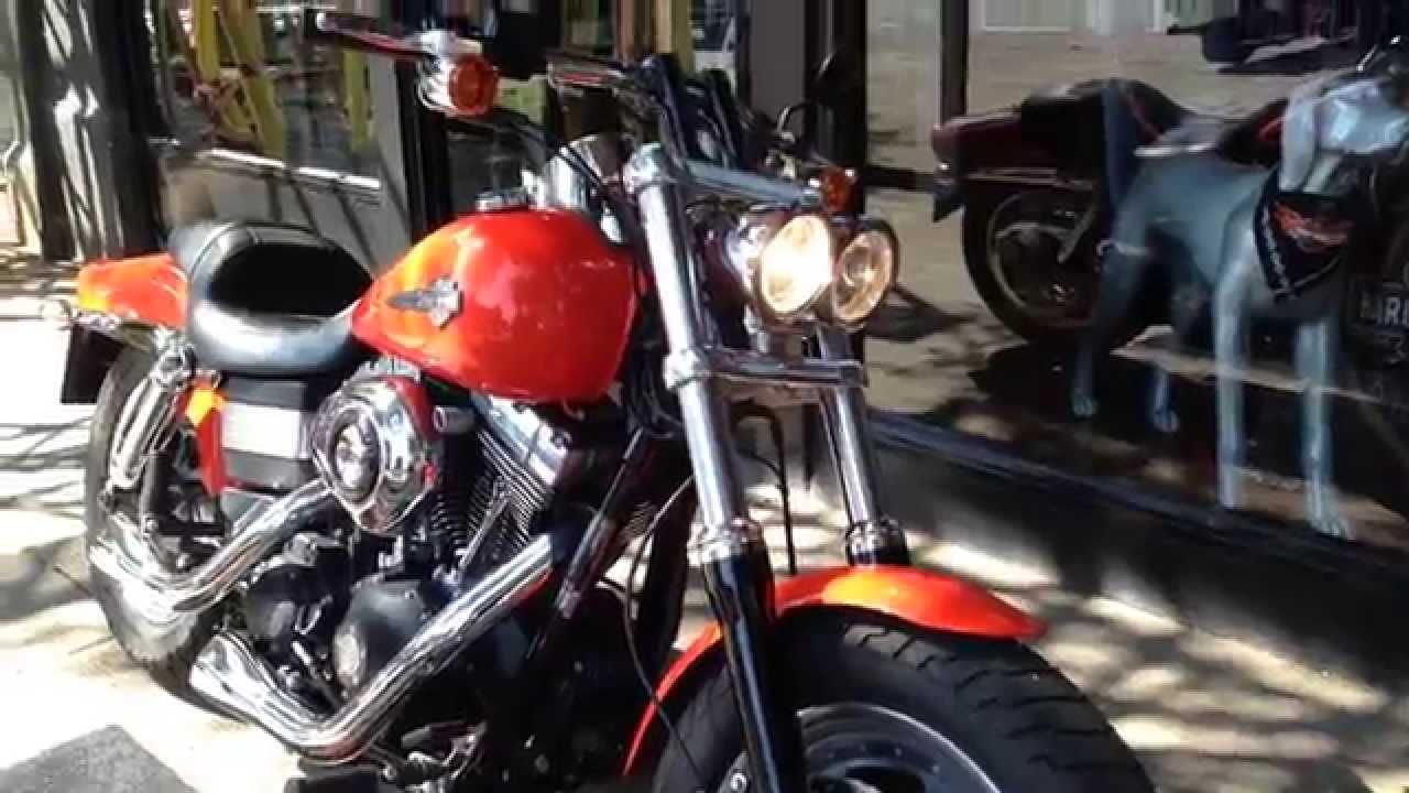 Fat 2012 2012 Harley-davidson Dyna Fat