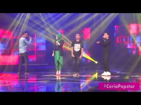 media popstar lagu tema ceriapopstar daiyan trisha