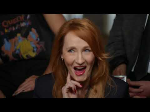 J.K. Rowling At USA Today - Extended Interview With The Cast (September 25, 2018)