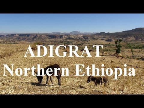 Ethiopia Aksum To Adigrat Via Adwa Part 16