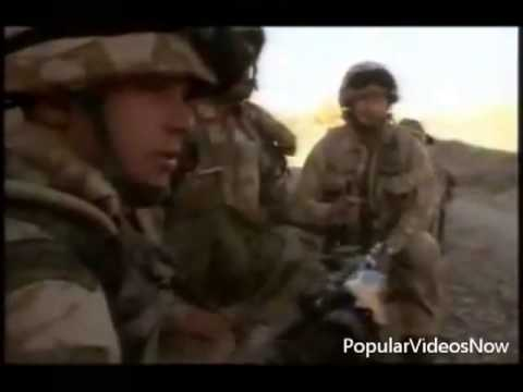 British Soldiers and Royal Marines in Afghanistan