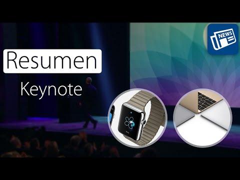Resumen evento Apple: Apple Watch, MacBook, Apple TV & HBO Now