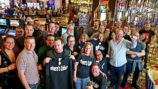 The Las Vegas Vlog High Limit Group Slot Pull #2 (The Cosmopolitan of Las Vegas, 12th January 2019)