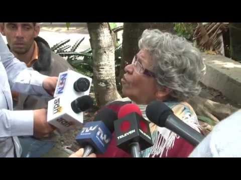 Hablan los familiares de los asesinados en el centro de Caracas