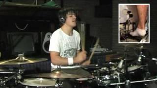Cobus - Breaking Benjamin - Breath (Drum Cover)