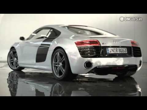 2013 Audi R8 revealed ahead of 2012 Paris Motor Show debut