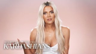 Khloé Kardashian Turns Down Tristan Thompson's Kiss | KUWTK | E!