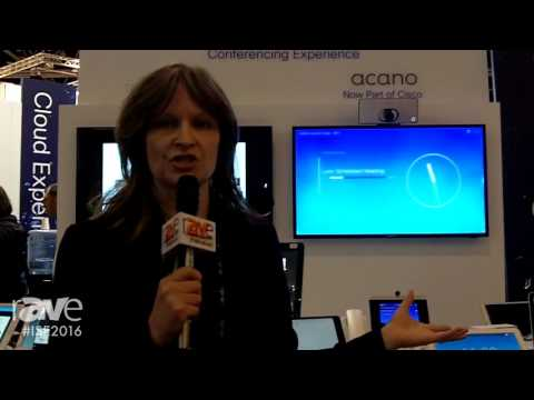 ISE 2016: Cisco Details Acano Conferencing Solution