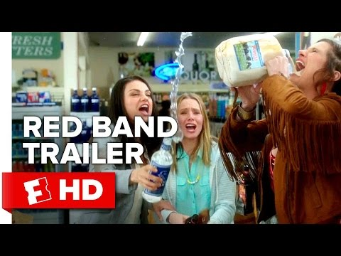 Bad Moms Official Red Band Trailer #1 (2016) - Kathryn Hahn, Kristen Bell Comedy HD