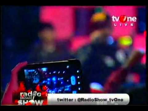 Rocket Rockers: Hari Untukmu (includ, Indonesia Pusaka) @Radioshow_tvone [26 Agustus 2012]