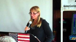 Nancy Hayes-AM Stump Speech