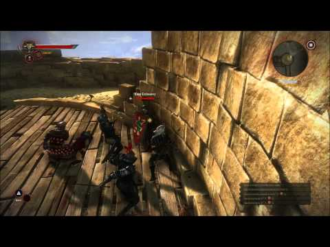 The Witcher 2 - Walkthrough - Part 2 (The Assault) (PC) [1080p HD]