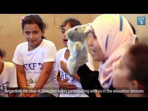Healing Psychological Wounds of Gaza's War