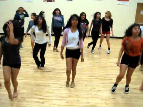 Arleta High School Dance Team Arleta High School jv Dance