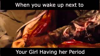 download lagu Waking Up Next To A Girl On Her Period gratis