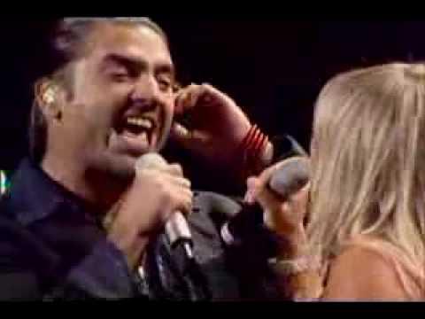 Alejandro fernandez me dediqu a perderte dueto con for Alejandro fernandez en el jardin lyrics