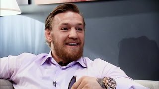 Conor McGregor asked for Urijah Faber in Dublin
