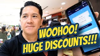 Get HUGE DISCOUNTS like I did by using GCash Scan to Pay and their new QR Voucher! Woohoo!