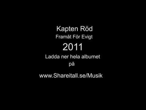 Kapten Röd - Framåt För Evigt