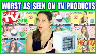 Worst As Seen on TV Products - 2018 Year in Review