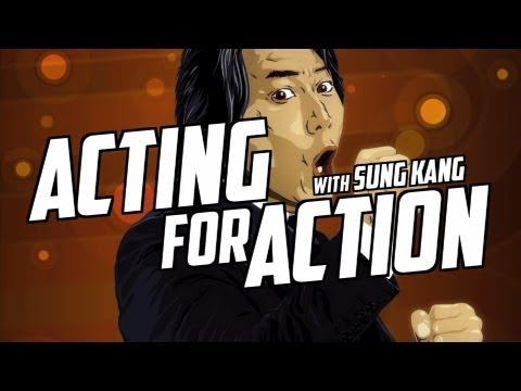 Acting For Action w/ Sung Kang Trailer (OFFICIAL)