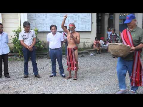 Synchronized One-hour IPRA Celebration, Sison, Pangasinan