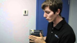 XFX 1050W Pro Series 80PLUS Gold Power Supply Unboxing & First Look Linus Tech Tips.wmv