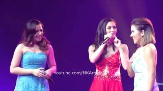 Kim Chiu sings Luha for Morissette and Angeline Showdown