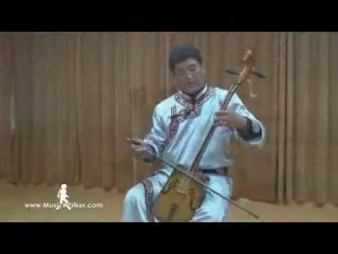 Mongolian Incredible Throat Singing 呼麦