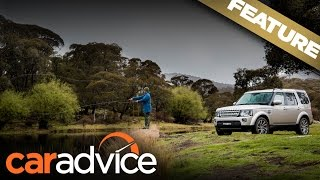 Gone fishin': Land Rover Discovery | A CarAdvice Feature