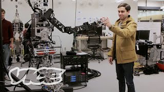 Video: Killer Robots: Future of Modern Wars - Vice News