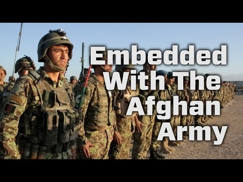 Embedded: Fighting the Taliban With the Afghan Army