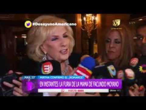 Mirtha Legrand disparó contra la madre de Facundo Moyano: Lo que dijo de Susana es ofensivo